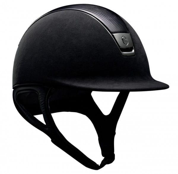 Samshield Reithelm Premium Leder, schwarz