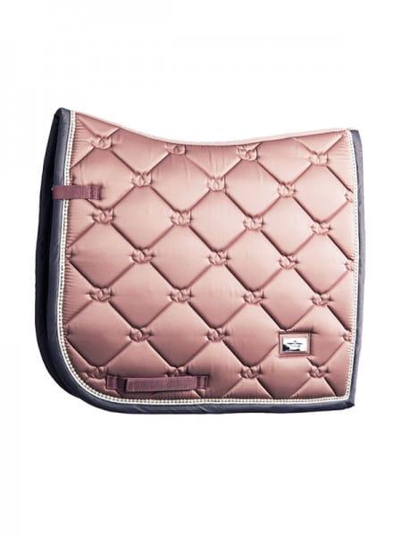 Dressur Schabracke pink pearl - Equestrian Stockholm