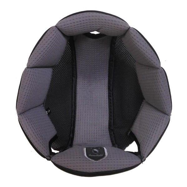 Samshield Helm Inside-Liner - Innerpad SHADOWMATT