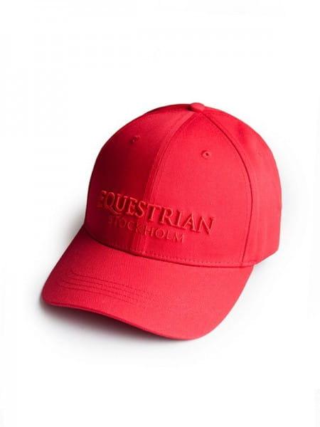 Equestrian Stockholm CAP red