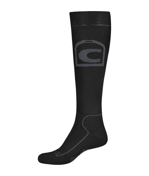 handgekettelte Socken