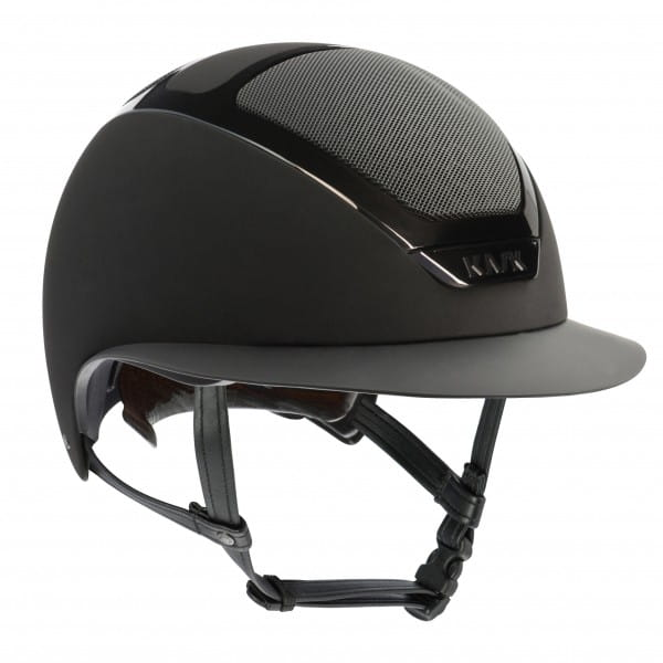 KASK Reithelm STAR LADY Black